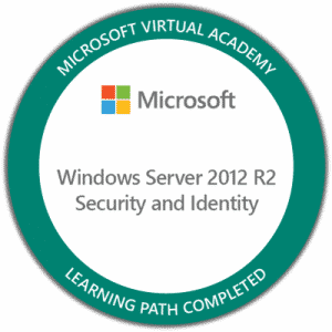 Windows Server 2012 R2 Security and Identity